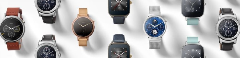 Android Wear Releases New Downloadable Designer Watch Faces, as Reported by Techcrunch